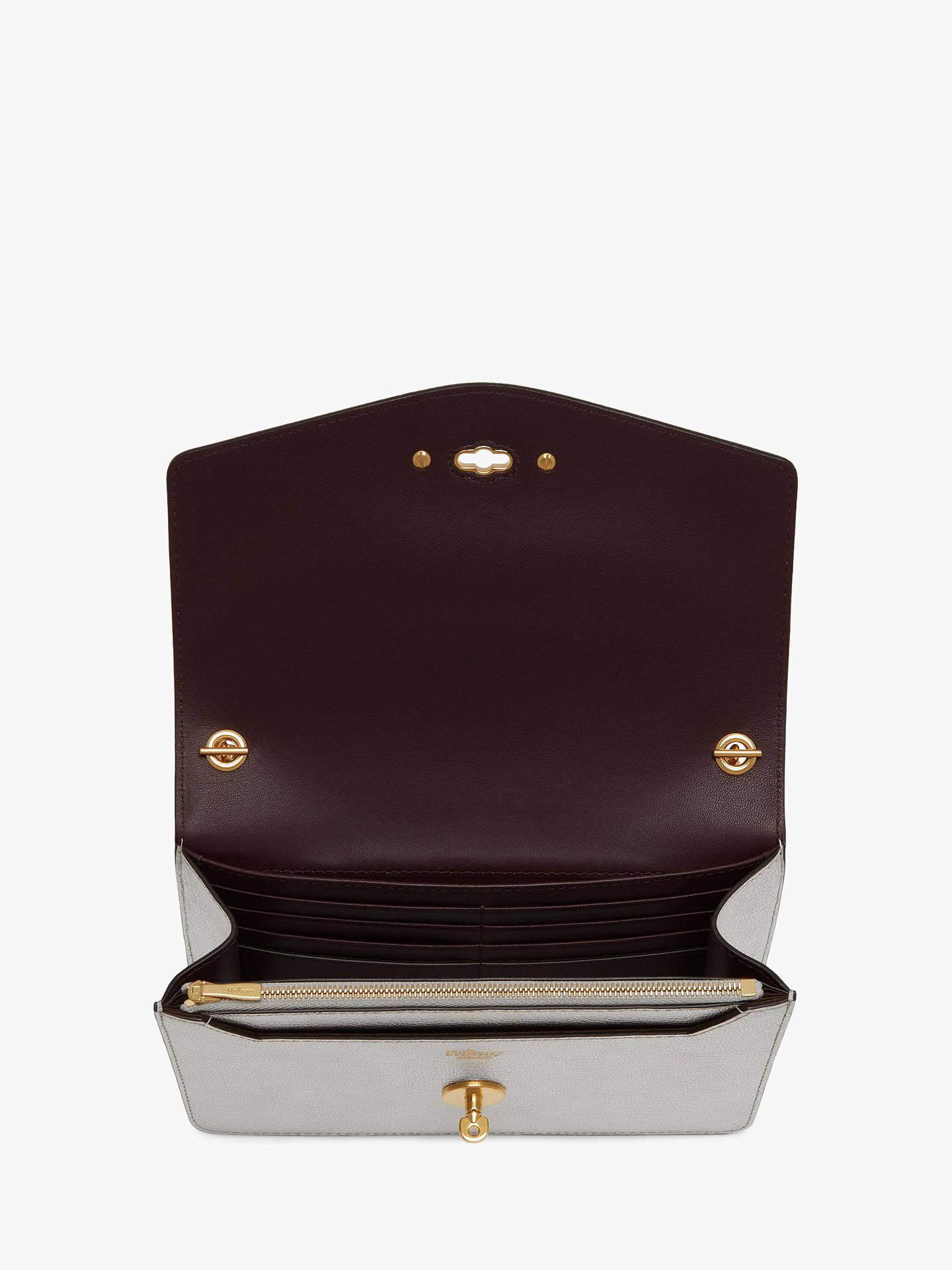 399eeec6f004 ... BuyMulberry Small Darley Metallic Printed Calf Leather Cross Body Bag