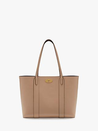 Mulberry Bayswater Small Classic Grain Leather Tote Bag