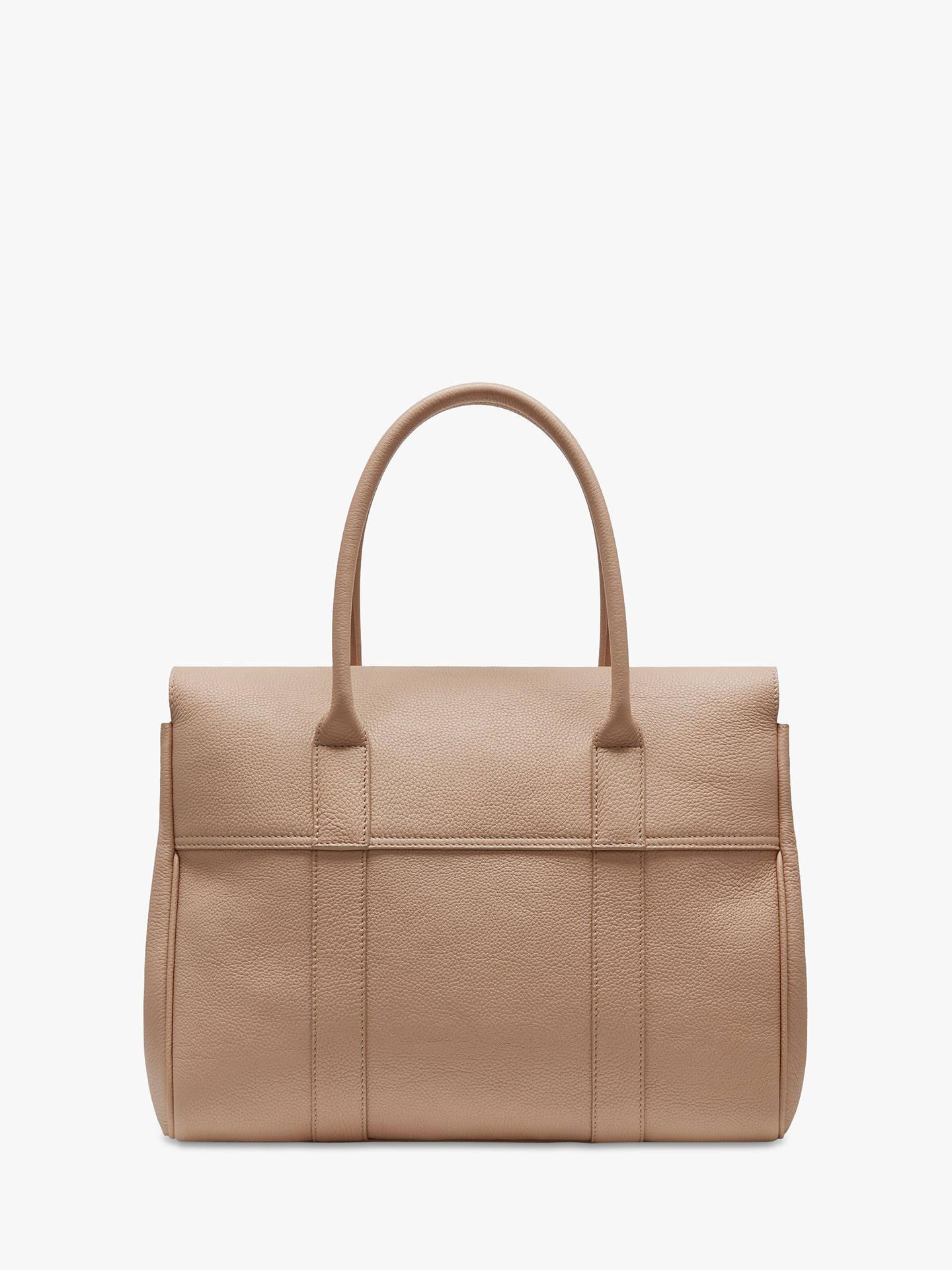 88449ba9c1 ... Buy Mulberry Bayswater Heritage Small Classic Grain Leather Handbag