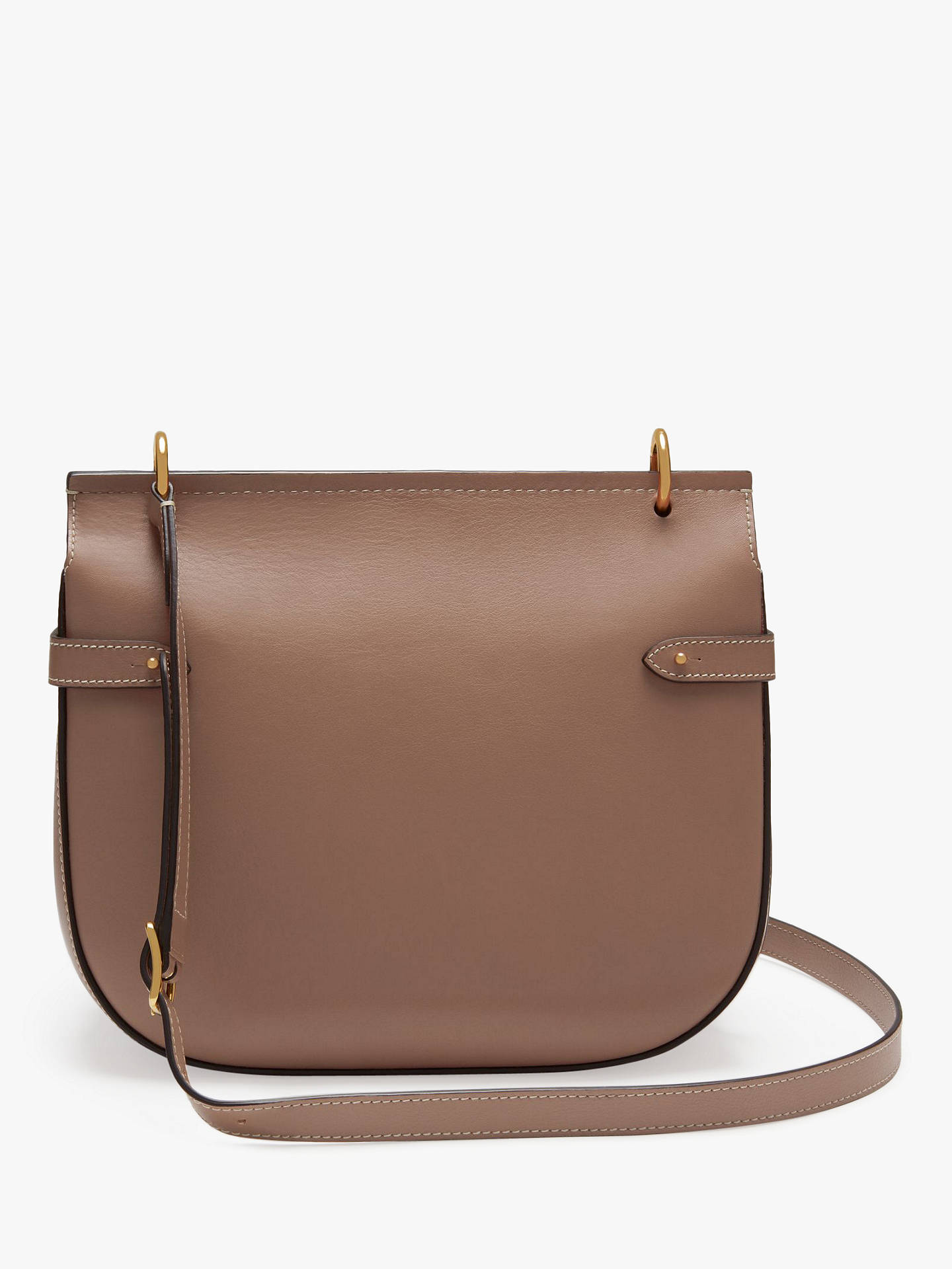 9a430c27b4dcf Mulberry Amberley Silky Calf Leather Satchel Bag at John Lewis ...