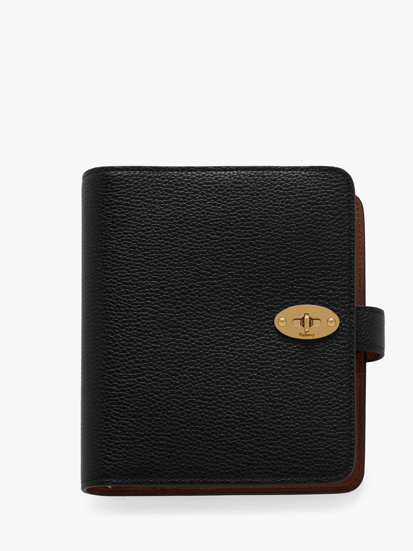 8f0a3f5e4d Buy Mulberry Small Classic Grain Leather Postman s Lock Agenda