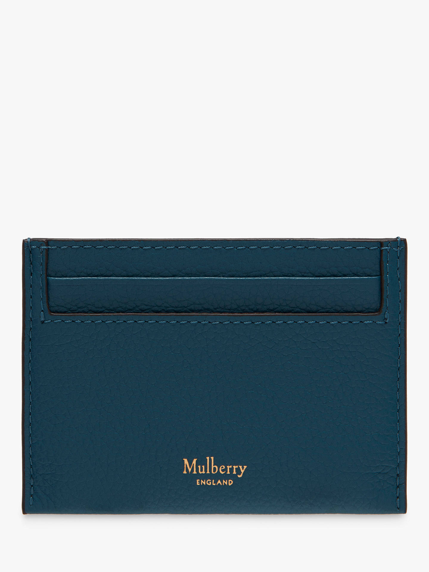 7e7440d210396 Mulberry Continental Small Classic Grain Leather Credit Card Slip ...