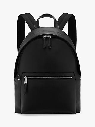 Mulberry Small Classic Grain Leather Zipped Backpack a0d9949479ca9