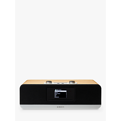 Image of ROBERTS Stream 67 DAB+/FM/Internet Radio Wi-Fi Bluetooth All-In-One Smart Music System