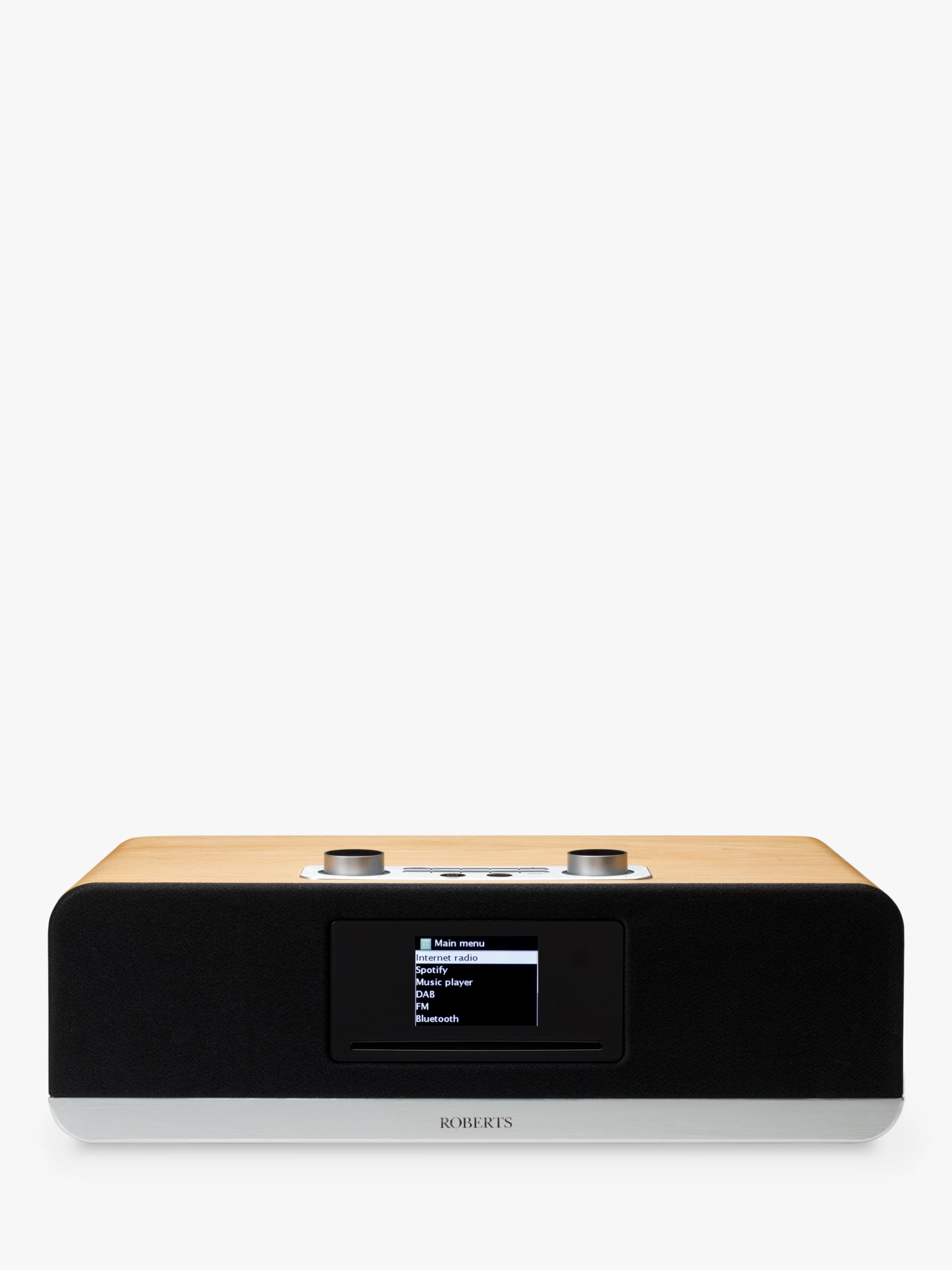 Roberts ROBERTS Stream 67 DAB+/FM/Internet Radio Wi-Fi Bluetooth All-In-One Smart Music System