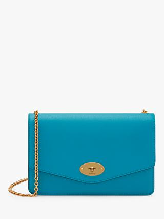 Mulberry Darley Classic Grain Leather Cross Body Bag