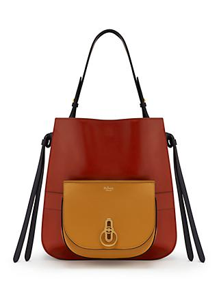 6a2d0a240a Mulberry Amberley Silky Calf s Leather Hobo Bag
