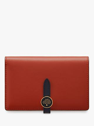 9cd72c135e Mulberry Silky Calf s Leather Tree Medium Wallet