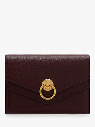 Mulberry Harlow Medium Classic Grain Leather Wallet