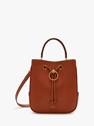 Mulberry Large Hampstead Silky Calf's Leather Leather Shoulder Bag