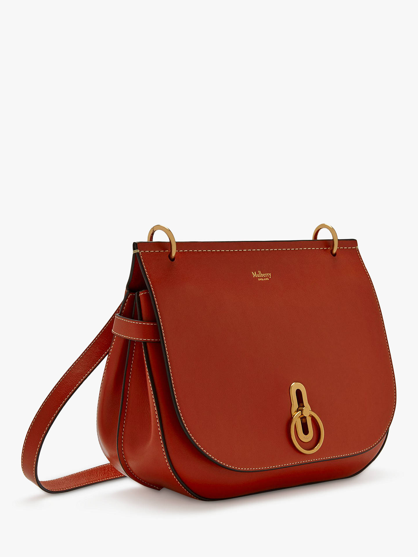 4a8f9a349410e ... Buy Mulberry Amberley Silky Calf s Leather Satchel Bag