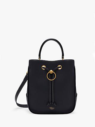 Mulberry Large Hampstead Silky Calf's Leather Shoulder Bag