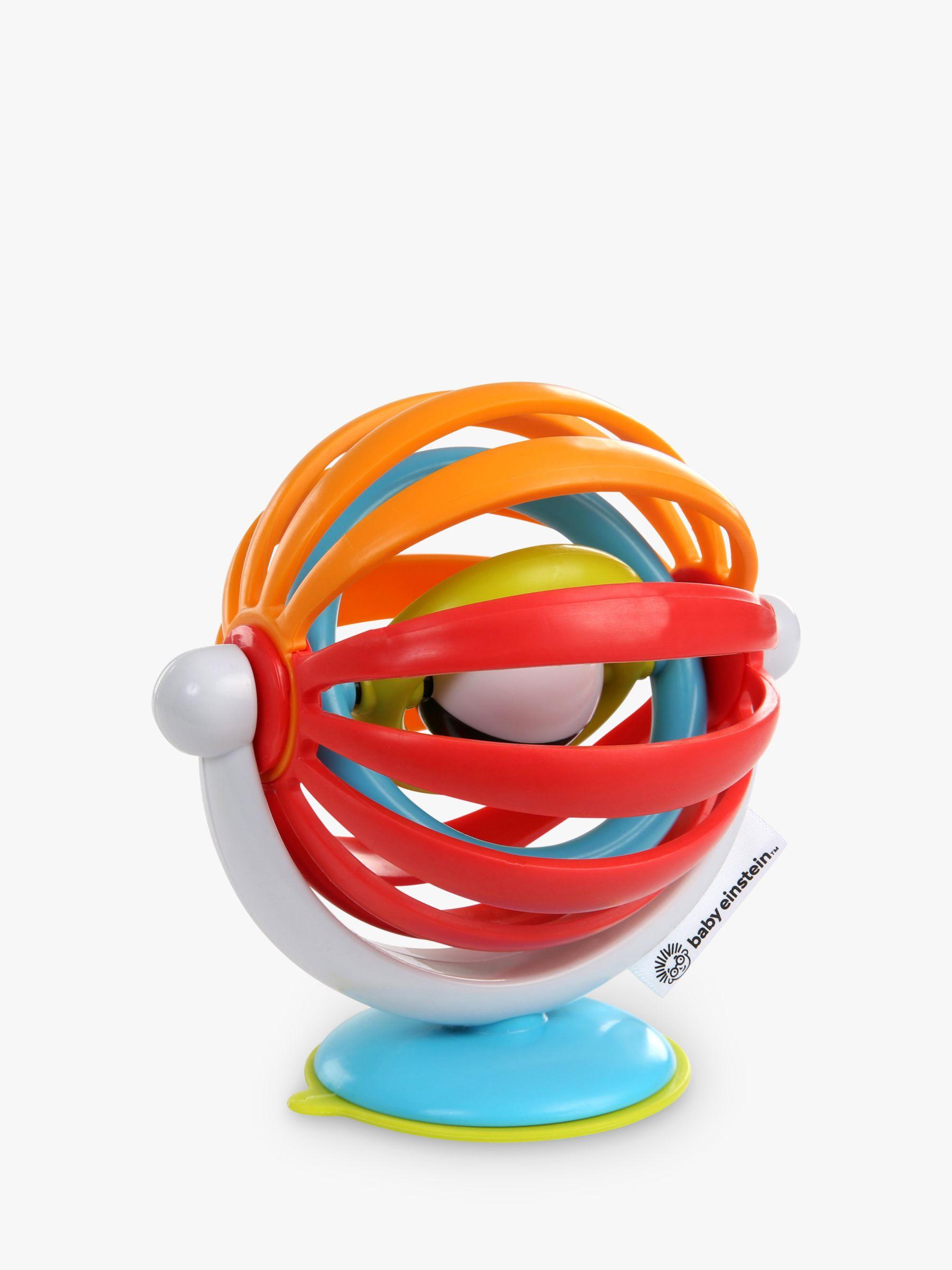 Baby Einstein Baby Einstein Sticky Spinner Ball Toy