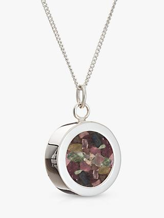 Rachel Jackson London Tourmaline October Birthstone Necklace