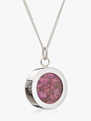 Rachel Jackson London Ruby July Birthstone Necklace