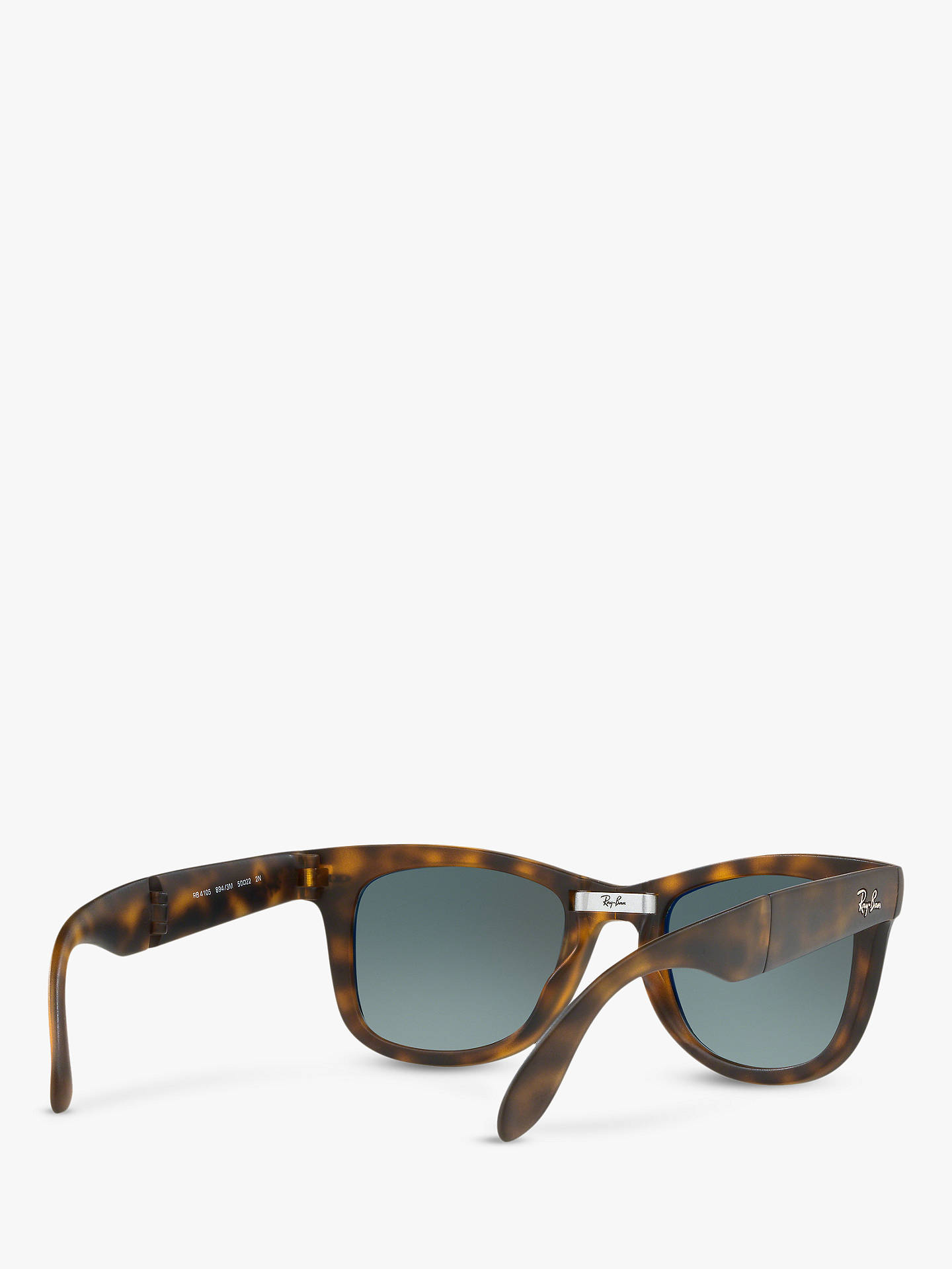 72c51027e6 ... BuyRay-Ban RB4105 Men s Folding Wayfarer Sunglasses