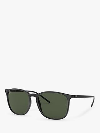 057b3697be0 Ray-Ban RB4387 Wayfarer Men s Sunglasses