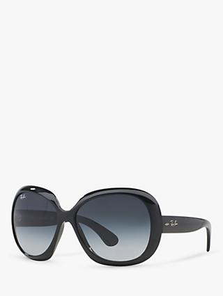 Ray-Ban RB4098 Women's Jackie Ohh Butterfly Sunglasses