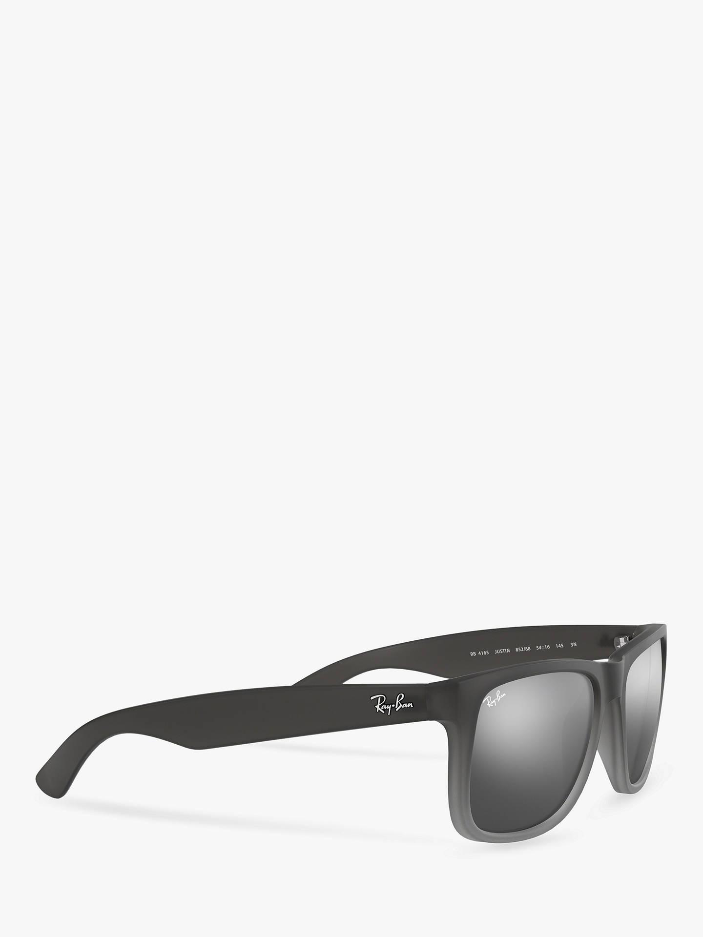 294979126ce ... BuyRay-Ban RB4165 Men s Justin Rectangular Sunglasses