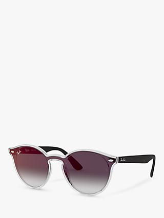 Ray-Ban RB4380N Unisex Oval Sunglasses