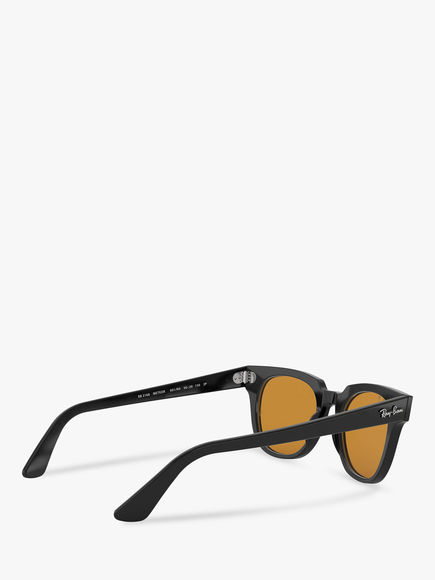 0fc0c0b3d1 Ray-Ban RB2168 Unisex Polarised Square Sunglasses at John Lewis ...