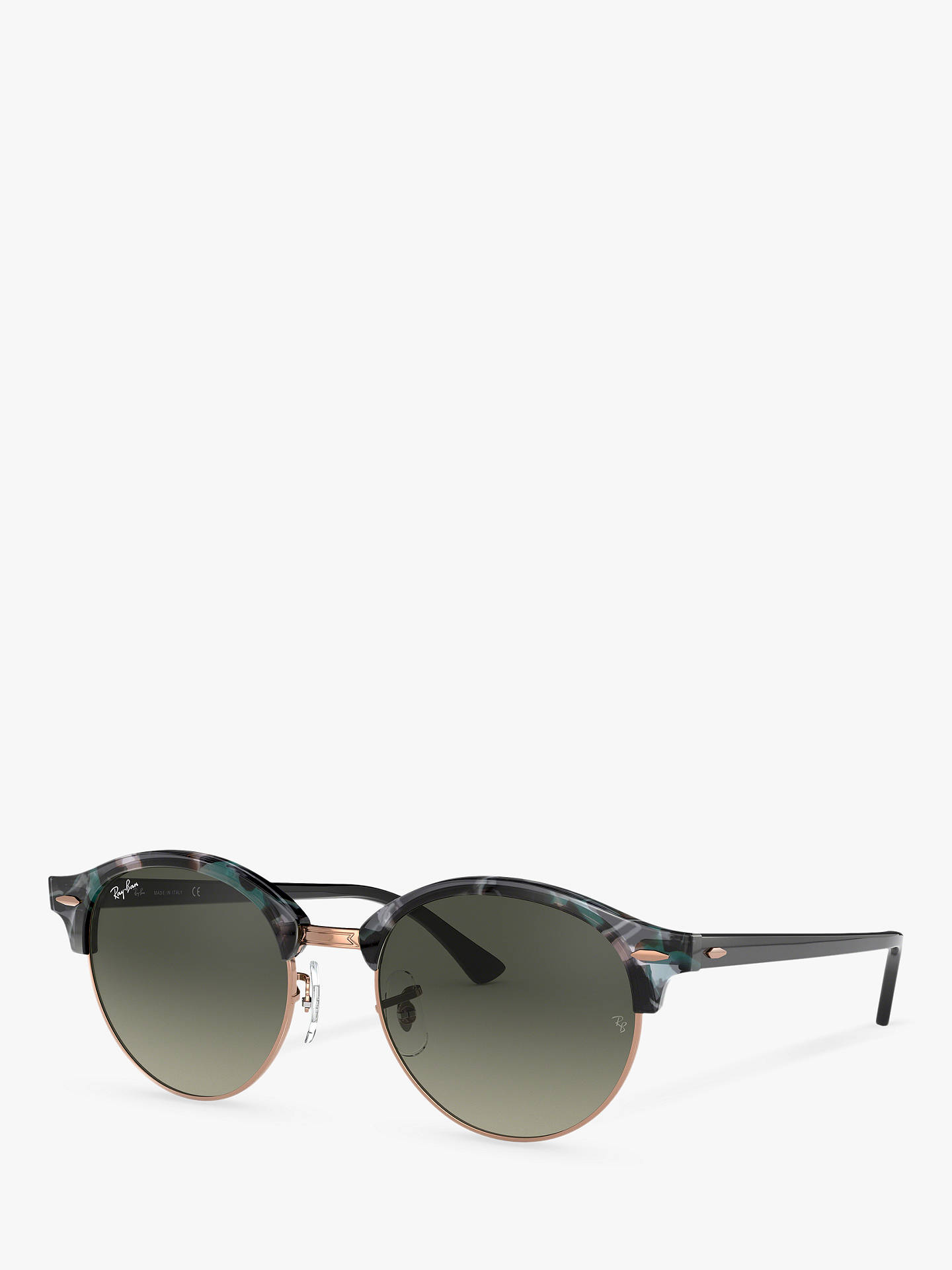 cd54735b4ff BuyRay-Ban RB4246 Unisex Clubround Round Sunglasses