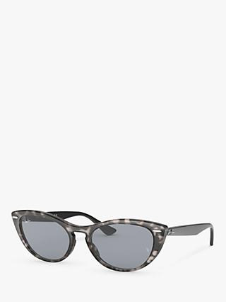 Ray-Ban RB4314N Women's Cat's Eye Sunglasses