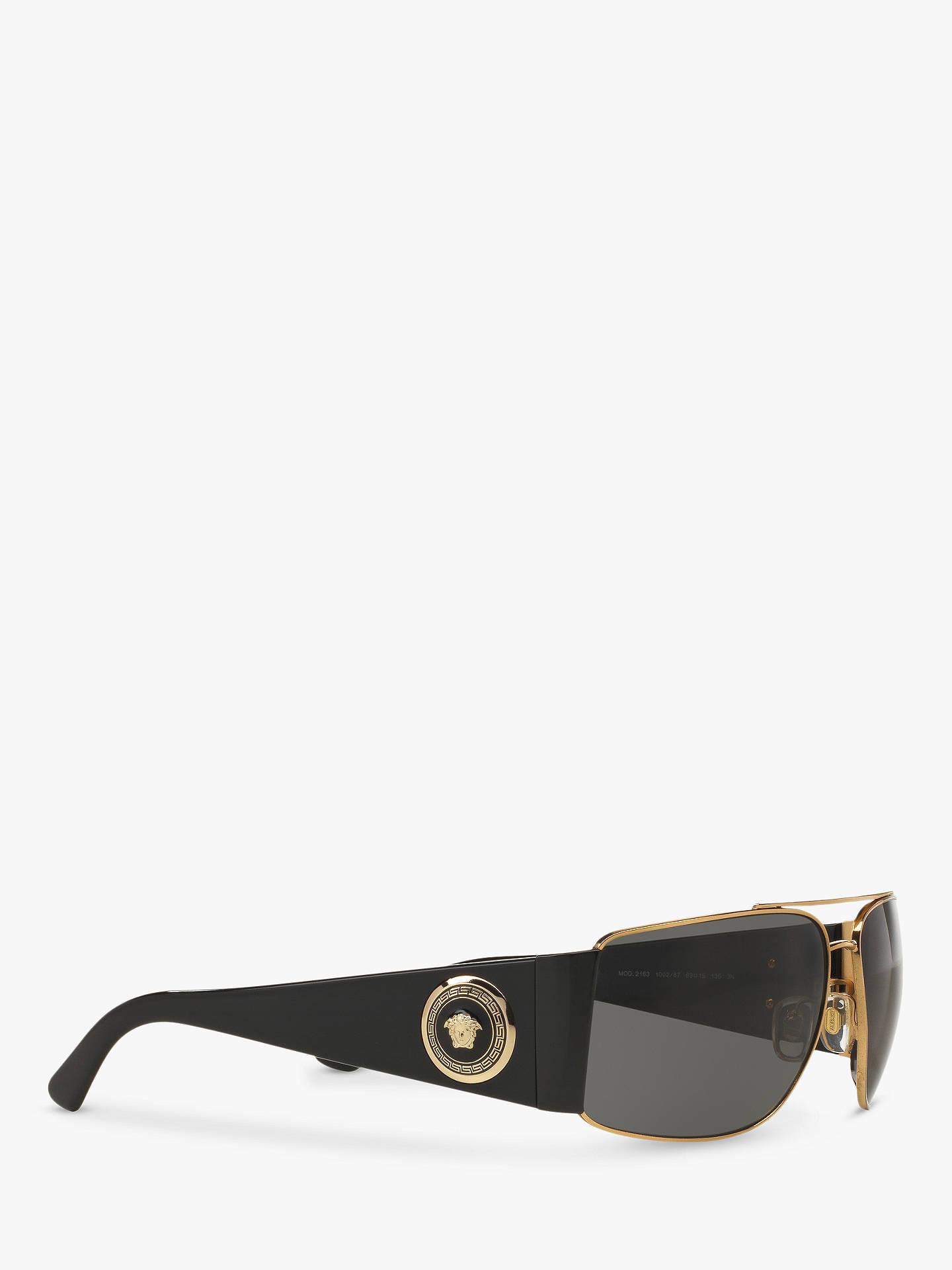 1f8291e667a ... Buy Versace VE2163 Men s Rectangular Sunglasses