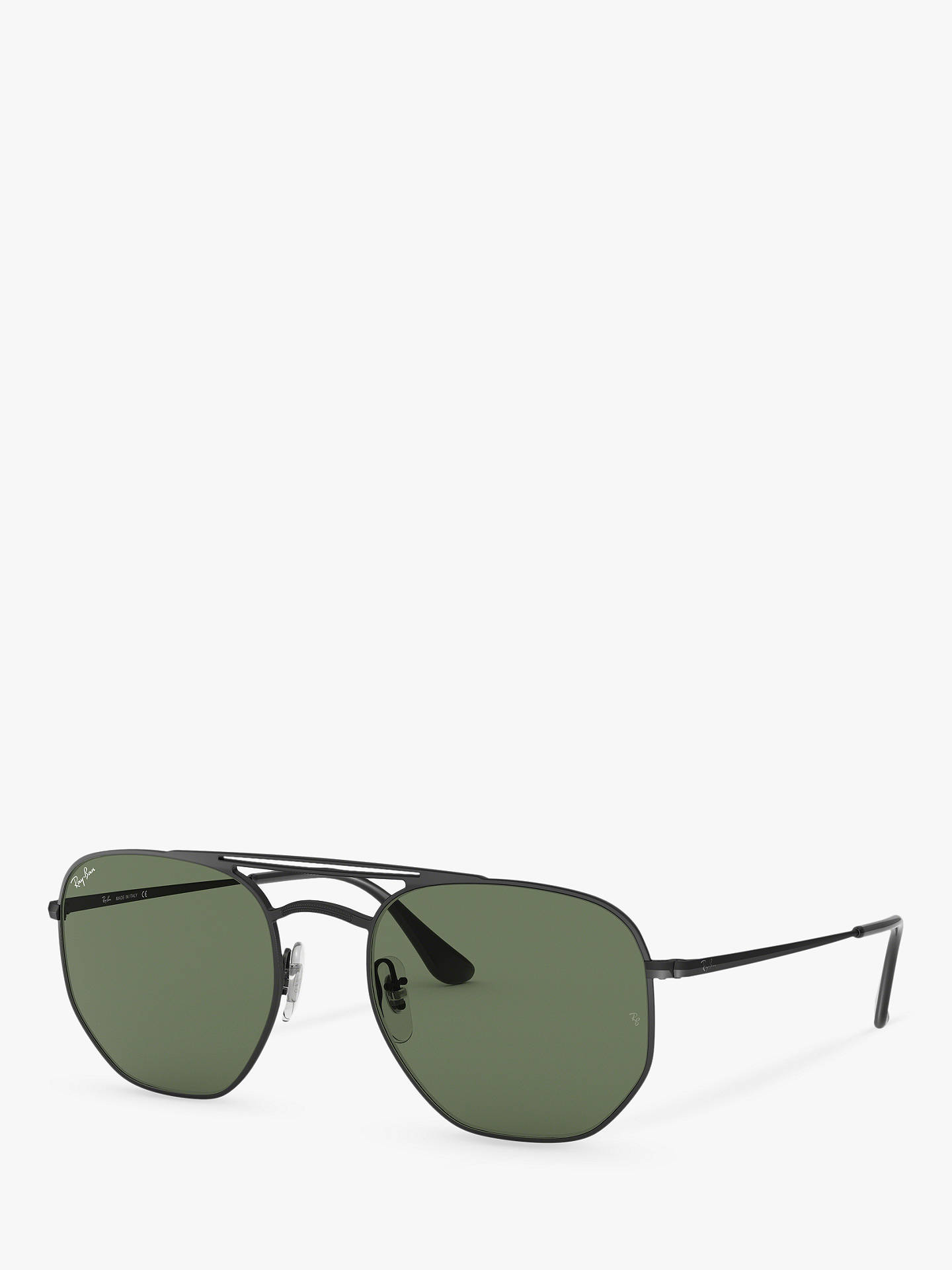 1db01647492 Ray-Ban RB3609 Unisex Square Sunglasses at John Lewis   Partners
