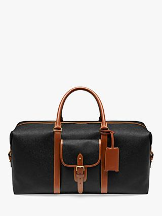 1e260f5d380 Holdalls | Leather Hodall | Sports Holdall | John Lewis & Partners