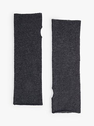 hush Fingerless Cashmere Gloves