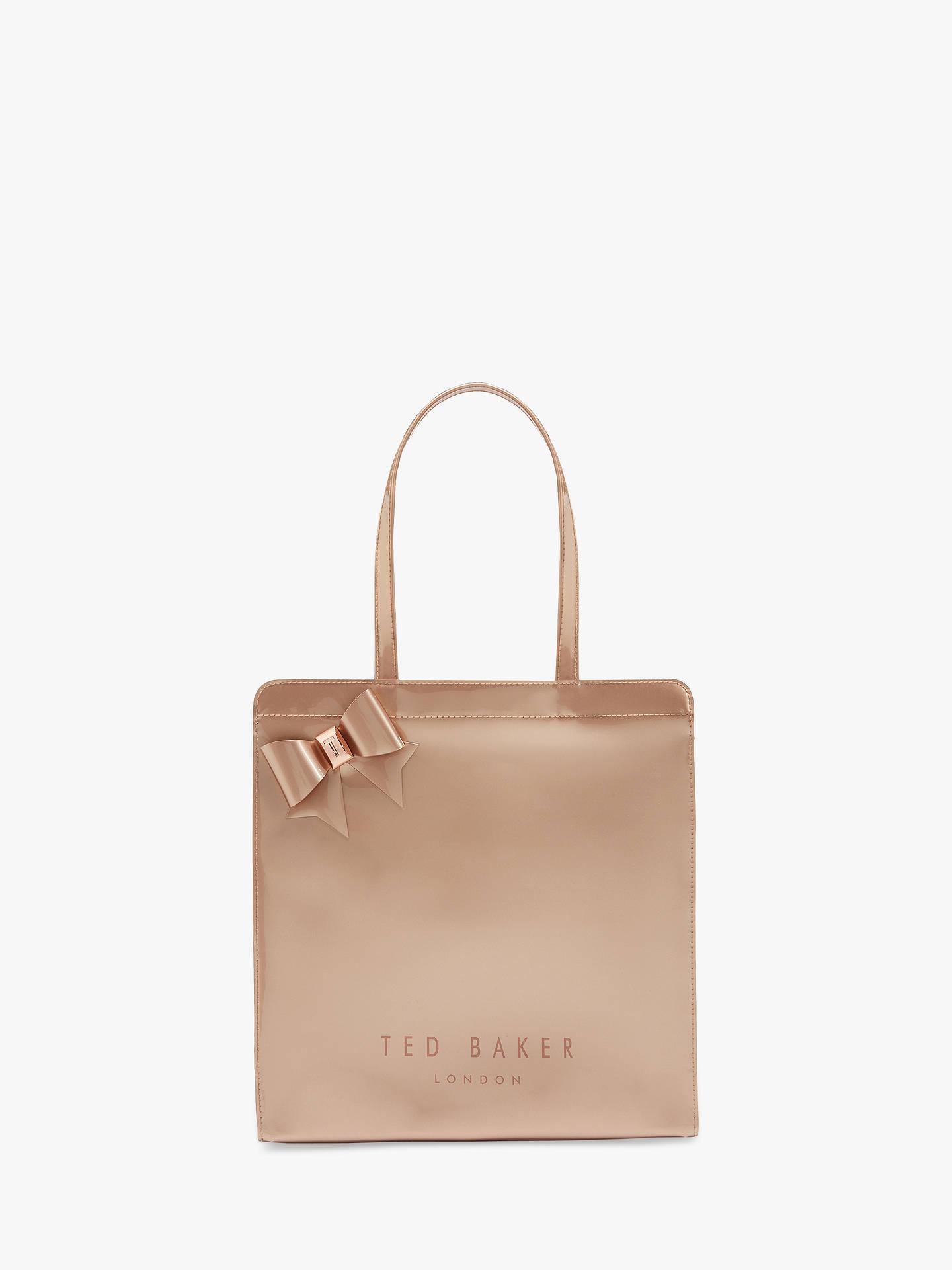 20757d062c9c1d Buy Ted Baker Auracon Bow Large Icon Shopper Bag