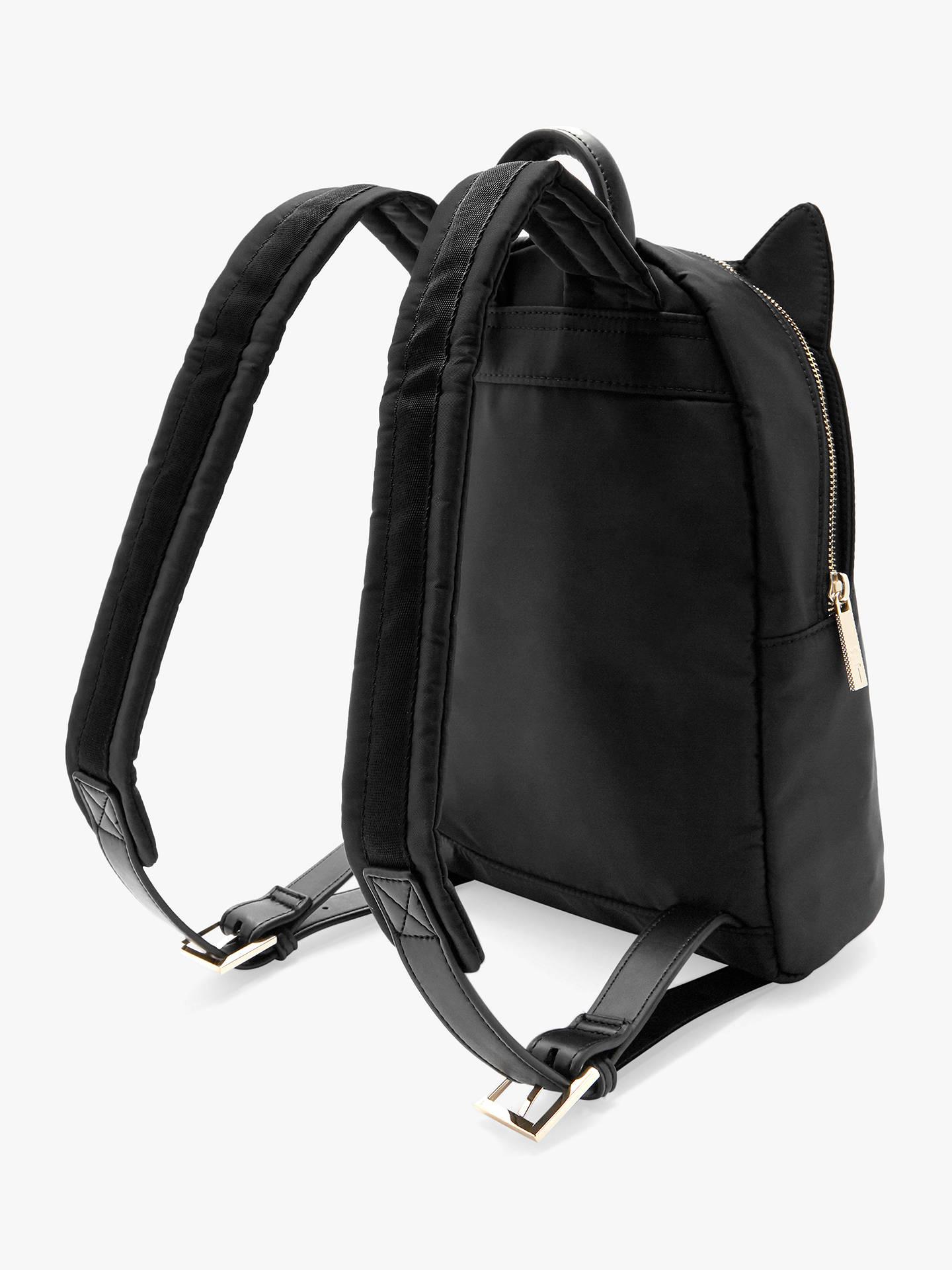 63edf317033d ... Buy Ted Baker Katt Nylon Cat Whiskers Backpack