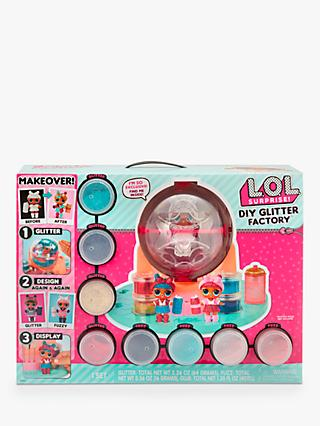 L.O.L Surprise DIY Glitter Factory