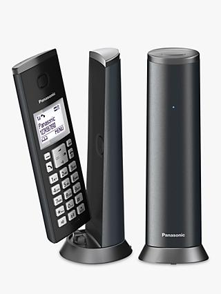76574e630 Compare. Panasonic KX-TGK222EM Digital Cordless Telephone with 1.5