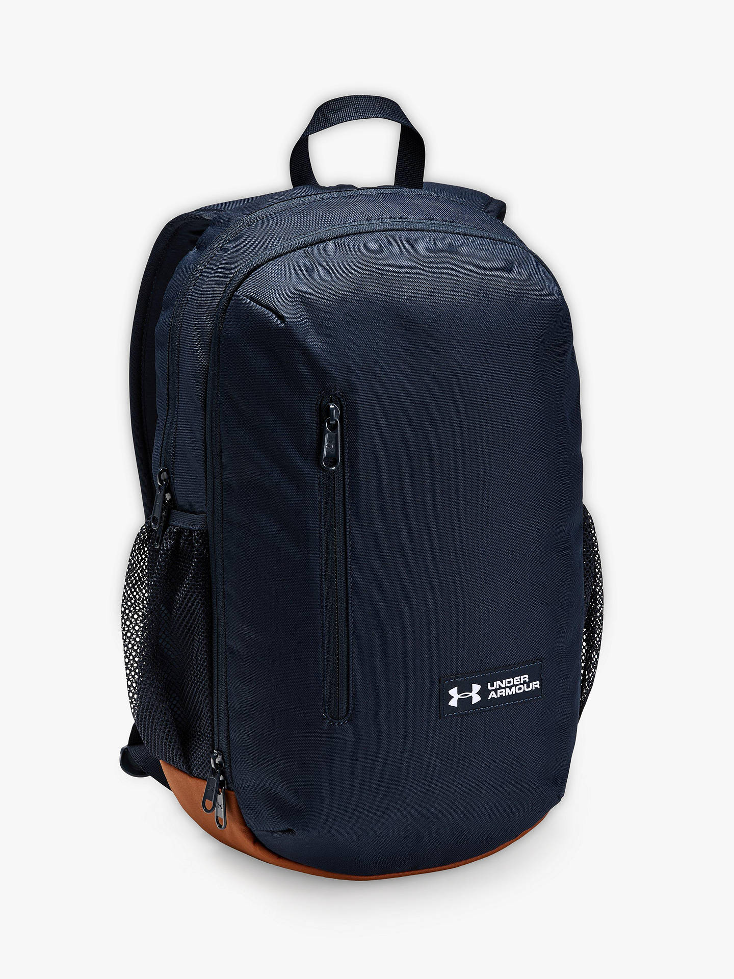 2fe82447daa Buy Under Armour Roland Backpack, Navy Online at johnlewis.com ...