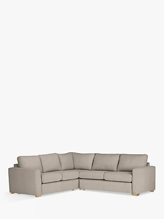 House by John Lewis Oliver Corner Sofa