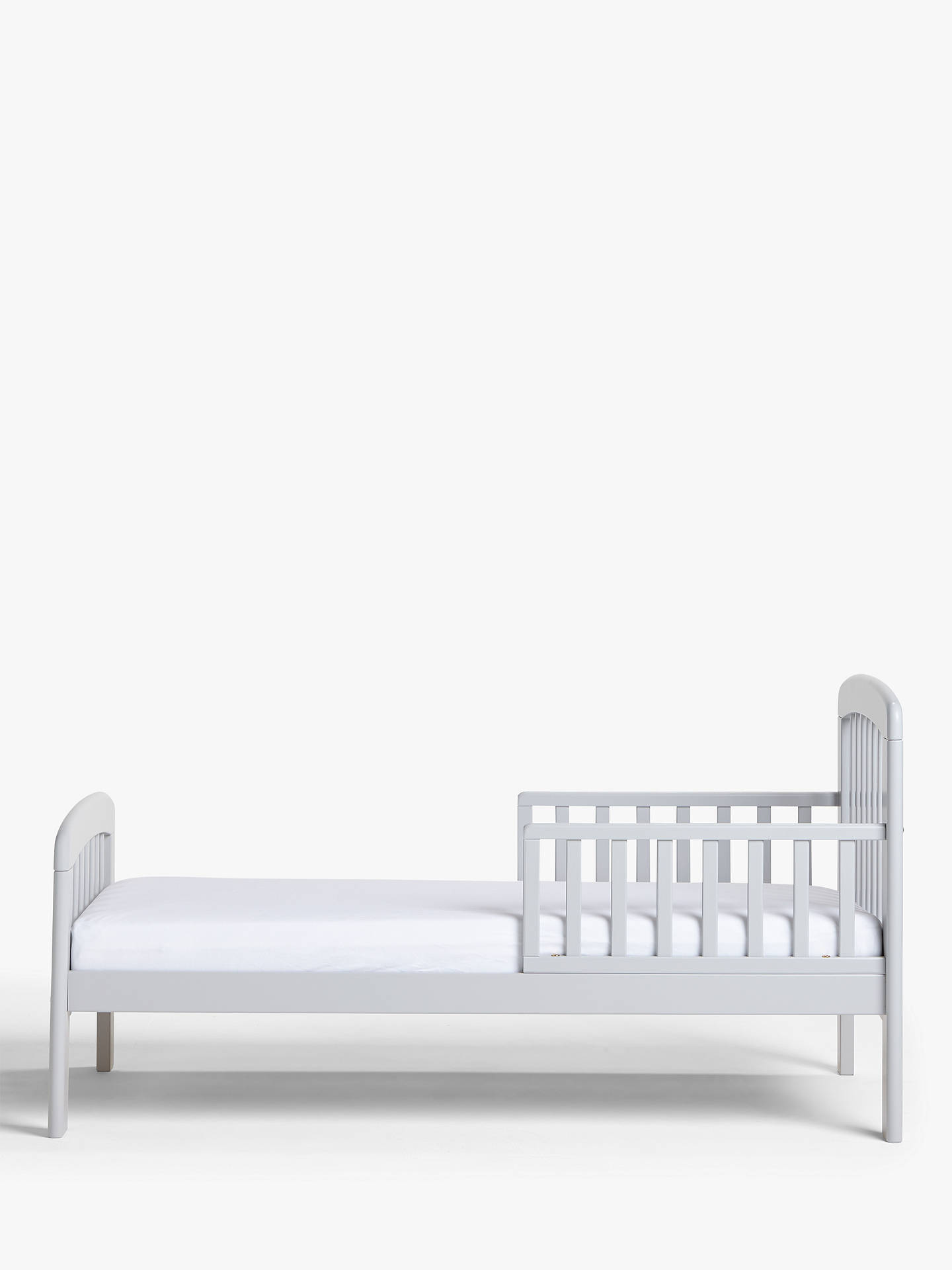 Buy John Lewis & Partners Anna Junior and Toddler Bed, Grey Online at johnlewis.com