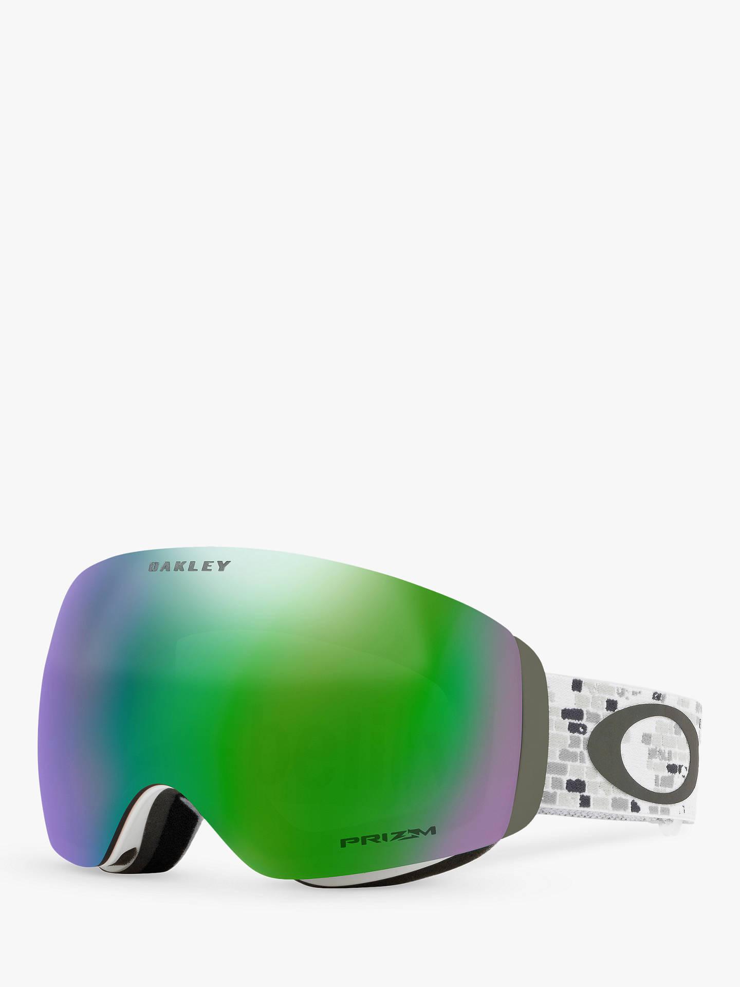 a05d4bda763 Oakley OO7064 Men s Flight Deck XM Lindsey Vonn Prizm Ski Goggles ...