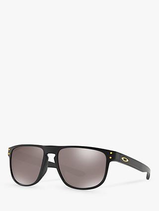 6198fd11bd8 Oakley OO9377 Men s Holbrook Prizm Polarised Square Sunglasses