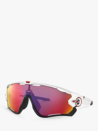 a948fc025ee64 Oakley OO9290 Men s Jawbreaker Prizm Rectangular Sunglasses
