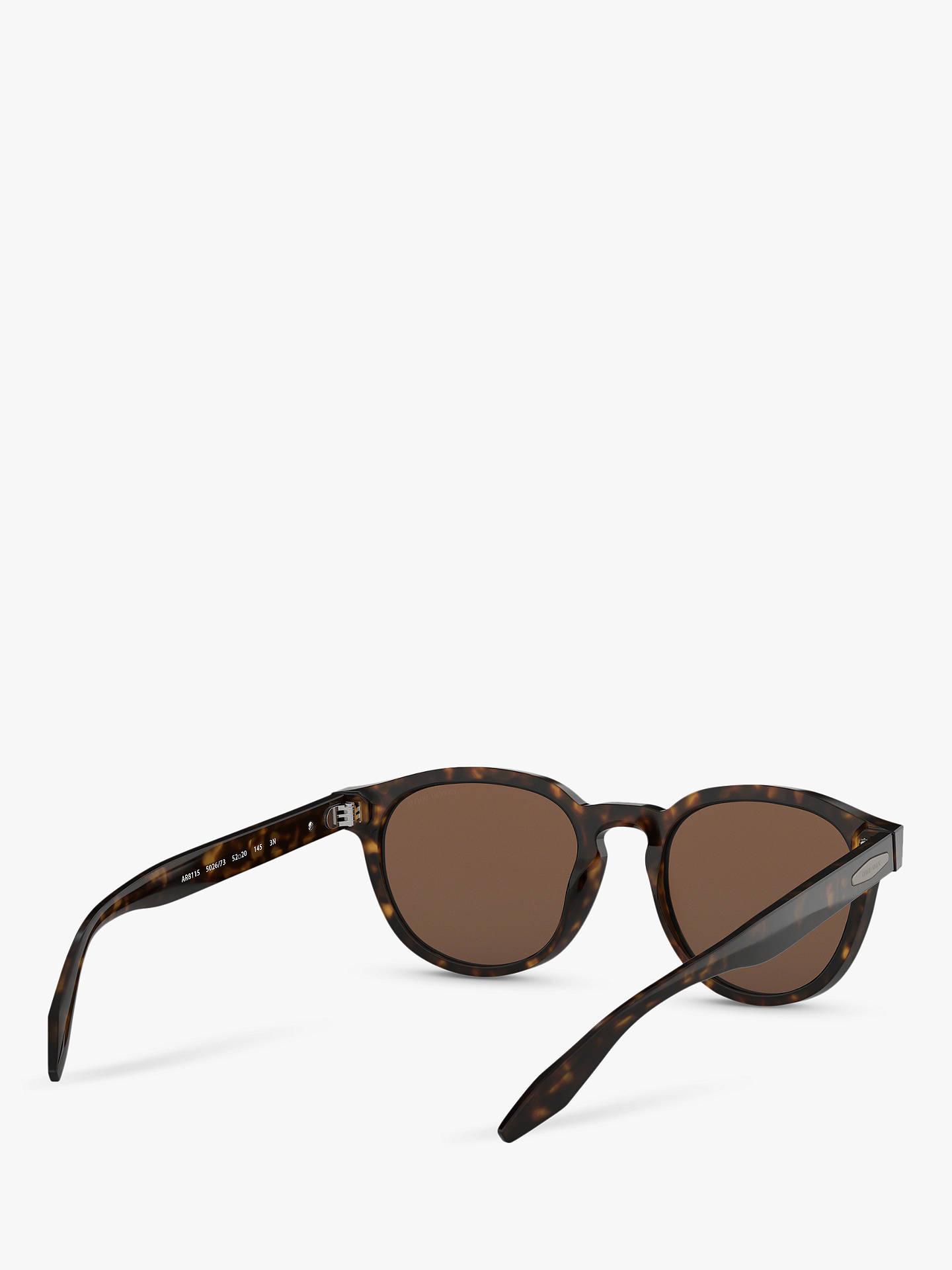 5df63fcd096a ... Buy Giorgio Armani AR8115 Men s Phantos Sunglasses
