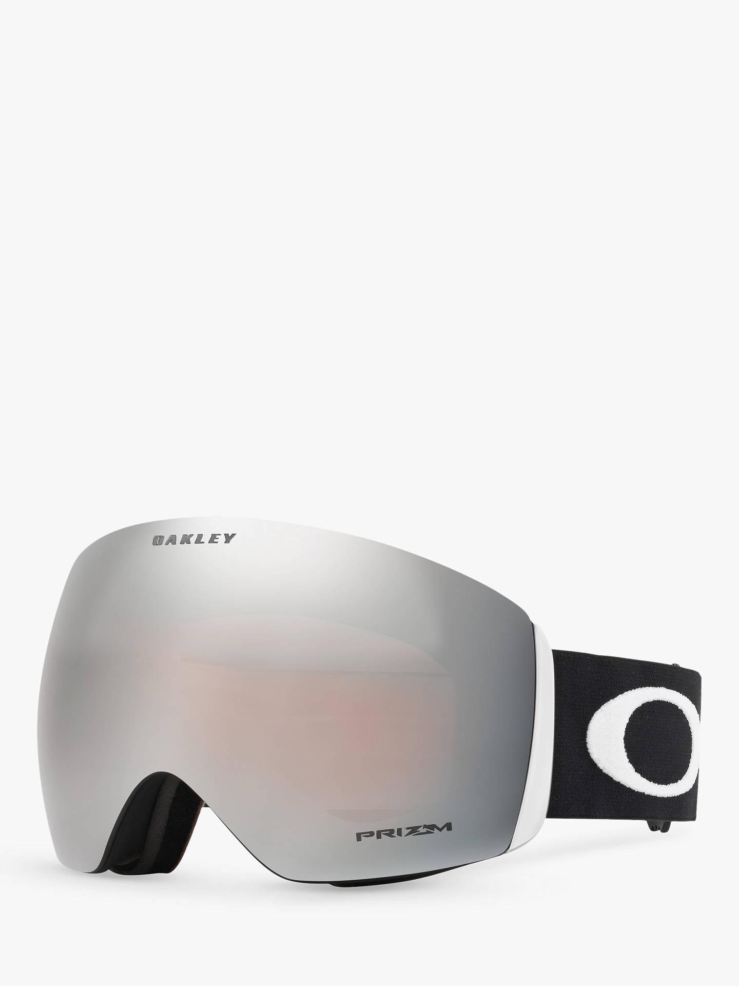 c92c0103df7 Oakley OO7050 Unisex Flight Deck Prizm Ski Goggles at John Lewis ...