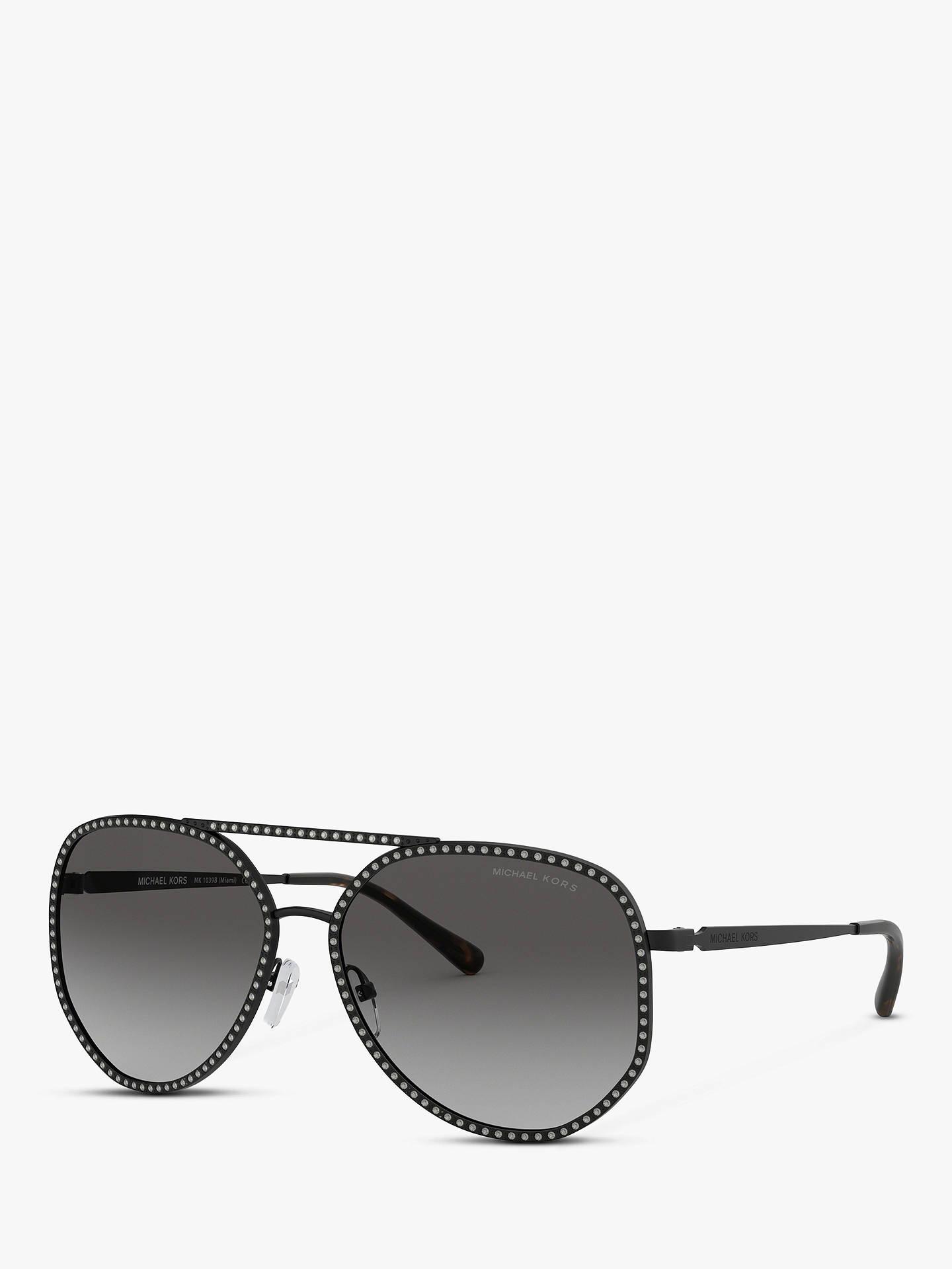 d9c7a0b2bb Buy Michael Kors MK1039B Women s Miami Sunglasses
