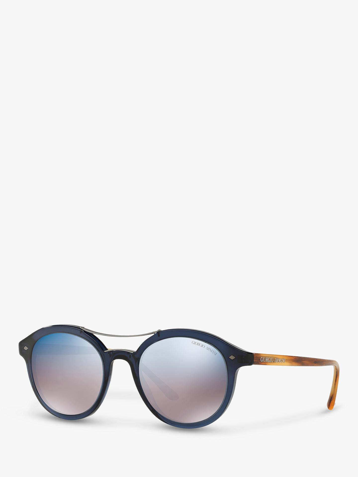 dba07e4a802 Buy Giorgio Armani AR8007 Men s Round Sunglasses