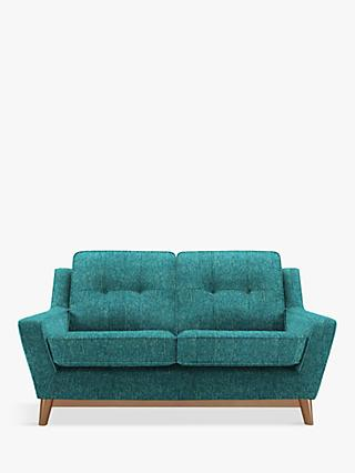 G Plan Vintage The Fifty Three Small 2 Seater Sofa, Teal