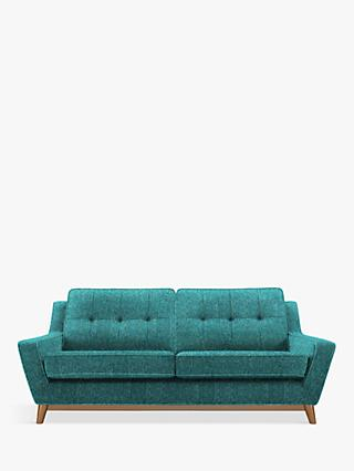 G Plan Vintage The Fifty Three Large 3 Seater Sofa, Teal