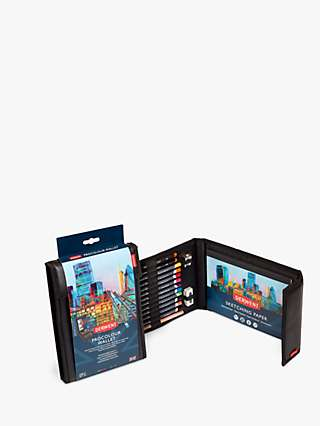 Derwent Procolour Outdoor Art Wallet