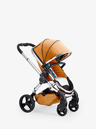 iCandy Peach Chrome Pushchair and Carrycot, Nectar