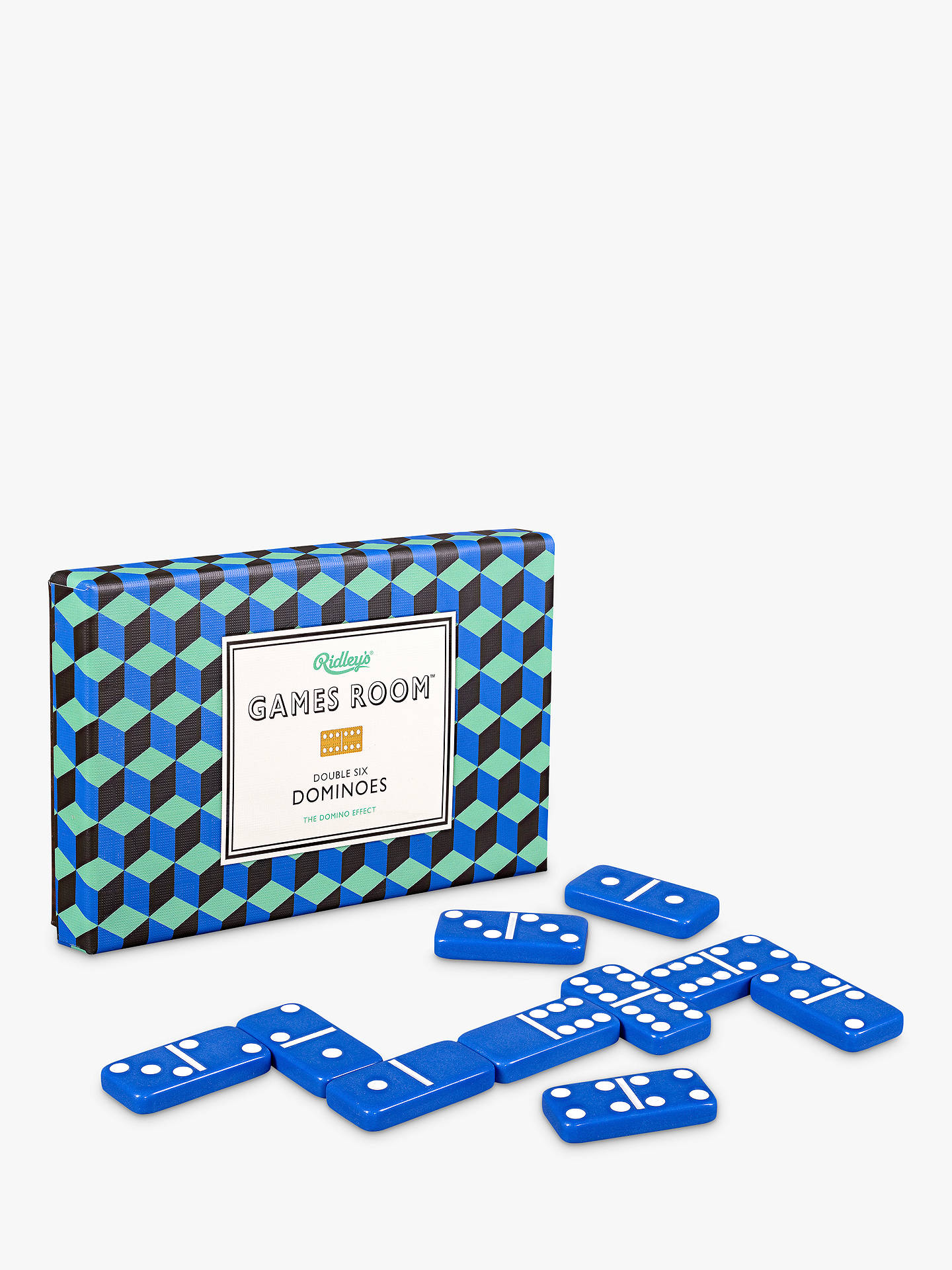 Ridley\'s Games Room Dominos at John Lewis & Partners